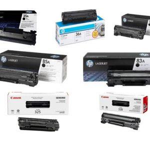 Bojra printeri origjinale / Tonera Laser jet origjinal , per Printera dhe Fotokopje